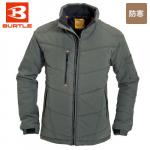 5210 バートル [在庫限り][返品不可]ヌバックタッサー防寒ジャケット