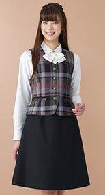 S-16360 パトリックコックス マーメイドスカート 無地 99-S16360