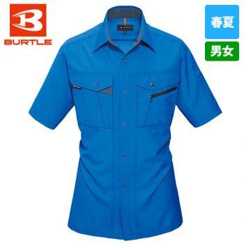 バートル 7065 [春夏用]ソフトトロピカル半袖シャツ