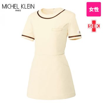 MK-0022 ミッシェルクラン(MICHEL KLEIN) チュニック