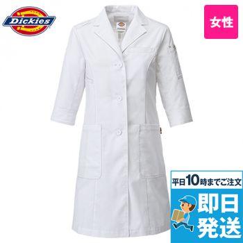 2533PR FOLK(フォーク)×Dickies 7分袖シングルコート(女性用)