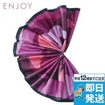 EAZ562 enjoy ミニスカーフ 98-EAZ562