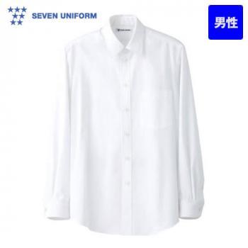 CH4416 セブンユニフォーム シャツ/長袖(男性用)