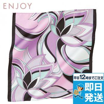 EAZ507 enjoy ミニスカーフ 98-EAZ507