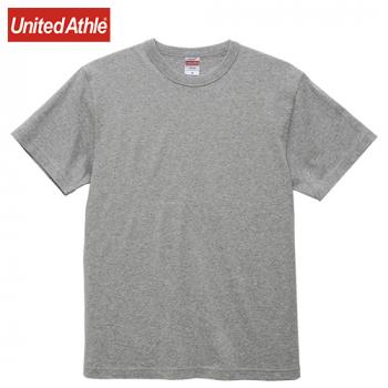 6.0オンス オープンエンド バインダーネック Tシャツ(男女兼用)