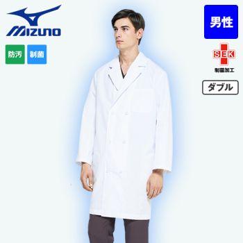 MZ-0224 ミズノ(mizuno) ドクターコート/長袖(男性用)