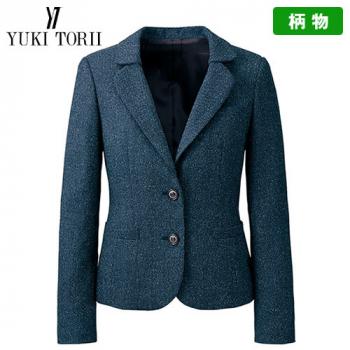 YT4914 ユキトリイ ジャケット ツイード