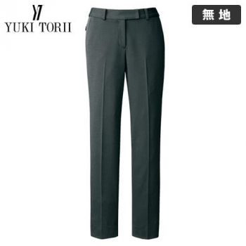 YT5306 ユキトリイ パンツ 無地 40-YT5306