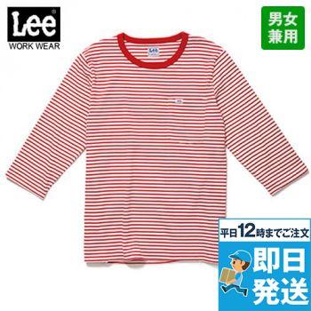 LCT29002 Lee 七分袖/Tシャツ(男女兼用)