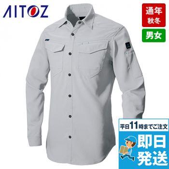 AZ2935 アイトス アジト 長袖シャツ(男女兼用)
