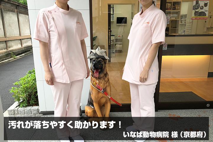 いなば動物病院 様からの声の写真