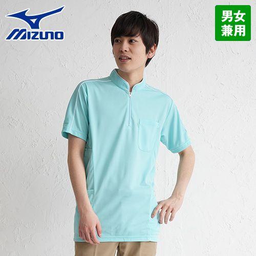 MZ-0170 ミズノ(mizuno) ニットシャツ(男女兼用)