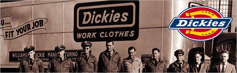 ディッキーズ作業服