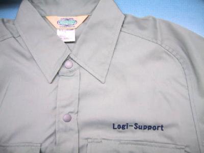 刺繍・プリントでオリジナルシャツに!