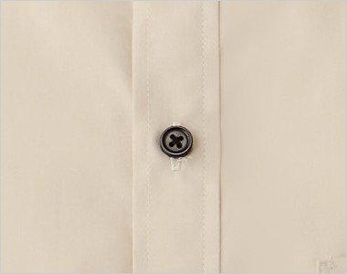 ボタン部分 シンプルな黒