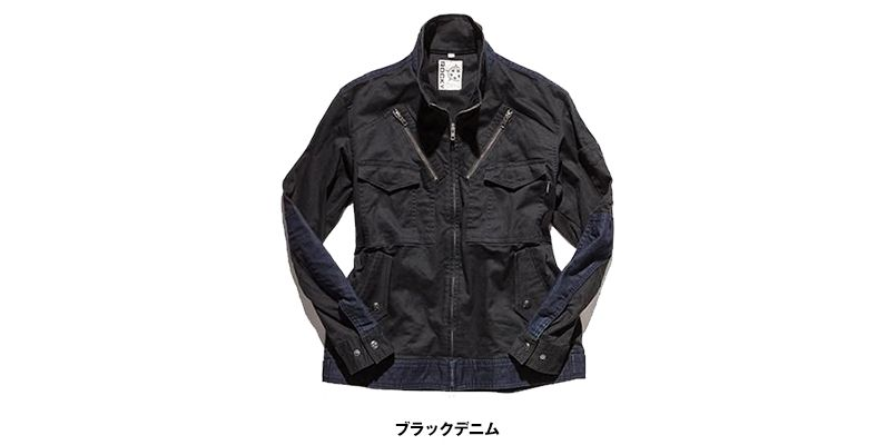 RJ0906 ROCKY フライトジャケット コンビネーション(男女兼用) 色展開