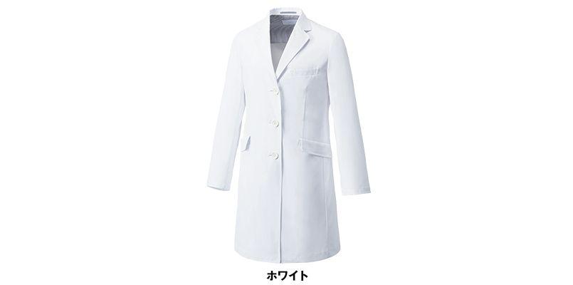 MZ-0023 ミズノ(mizuno) レディースドクターコート・シングル(女性用) 色展開