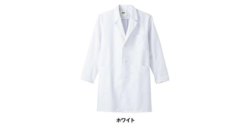 WH11507 自重堂WHISELメンズシングルハーフコート(男性用) 色展開