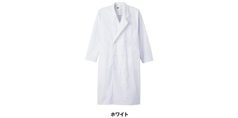 自重堂WHISEL WH2112 メンズダブルコート(男性用) 色展開