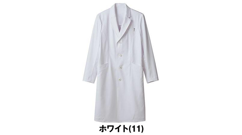 JK191 JUNKO KOSHINO(コシノジュンコ) 長袖ドクターコート(男性用) 色展開