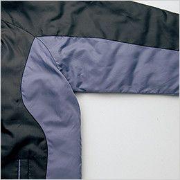 AZ10304 アイトス [秋冬用]タルテックス フードイン中綿ジャケット(男女兼用) カッティング