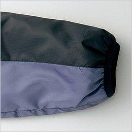 AZ10304 アイトス [秋冬用]タルテックス フードイン中綿ジャケット(男女兼用) バインダー仕様
