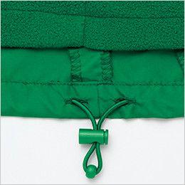 AZ2203 アイトス リフレクト裏フリースジャケット(男女兼用) ドローコード