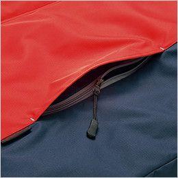 AZ50109 アイトス タルテックス 防寒ジャケット ポケット