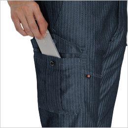 バートル 1502 ヘリンボーン&T/Cソフトツイルカーゴパンツ(男女兼用)  Phone収納ポケット