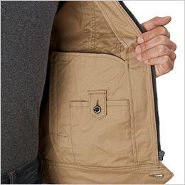 [在庫限り/返品交換不可]バートル 541 ストレッチ長袖ジャケット(男女兼用)  内ポケット