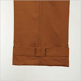バートル 5512 [春夏用]綿100%リップクロスカーゴパンツ(男女兼用)裾上げNG しぼりひも通し穴