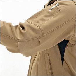 バートル 7081 制電ストレッチツイルジャケット(JIS T8118適合)(男女兼用) ペンポケット
