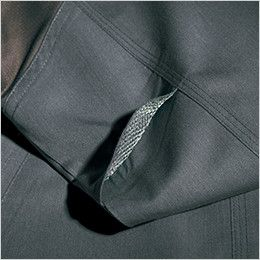 バートル 8061 [春夏用]ヴィンテージライトチノ長袖ジャケット(男女兼用) アームタックメッシュ