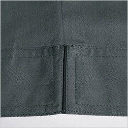 バートル 8061 [春夏用]ヴィンテージライトチノ長袖ジャケット(男女兼用) 脇ゴムなしモデナバイビング