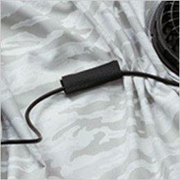 AC1111P バートル エアークラフト[空調服]迷彩 長袖ジャケット(男女兼用) ポリ100% コードストッパー(マジックテープ止め)