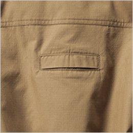 AC1131SET-K バートル エアークラフト[空調服]長袖ブルゾン(男女兼用) 綿100% フルハーネス ランヤード取付口
