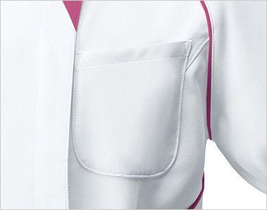 UN-0040 UNITE(ユナイト) チュニック(女性用) 小物が収納できるポケット