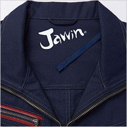 自重堂 54040  [春夏用]JAWIN 空調服 制電 半袖ブルゾン 調整ヒモ