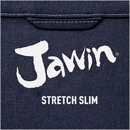 自重堂 56500 [春夏用]JAWIN ストレッチ長袖ジャンパー 背当てプリント