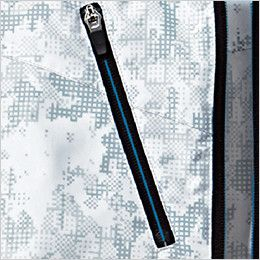 自重堂Z-DRAGON 74050 [春夏用]空調服 迷彩 長袖ブルゾン ポリ100% スプリットファスナー