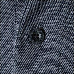 4065 TS DESIGN ESショートスリーブポロシャツ(男女兼用) TSデザインオリジナル4つ穴ボタン