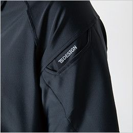 8065 TS DESIGN [春夏用]クールアイス半袖ポロシャツ(男女兼用)  マルチスリーブポケット仕様