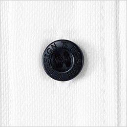 81355 TS DESIGN ES ワークニットショートポロシャツ(男女兼用) 4つ穴ボタン