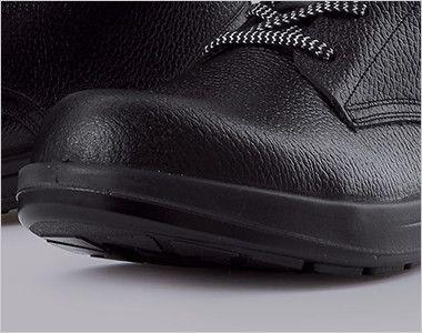 ジーベック 85023 安全長編上靴 樹脂先芯  樹脂先芯
