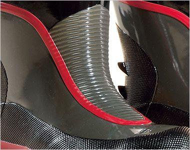ジーベック 85705 防寒安全長靴 スチール先芯 ラバー