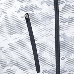 ジーベック XE98005 [春夏用]空調服 迷彩長袖ブルゾン ポリ100% ファスナー付きポケット