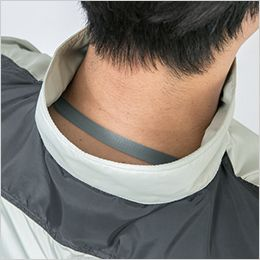 ジーベック XE98008 [春夏用]空調服 長袖ブルゾン ポリ100% 調整ヒモで空気の抜けを調節