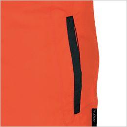ジーベック XE98011 [春夏用]空調服 ベスト ポリ100% ポケット付き