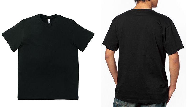 [廃番]MS1138 LIFEMAX ユーロTシャツ 3.8オンス 綿100% 商品詳細・こだわりPOINT