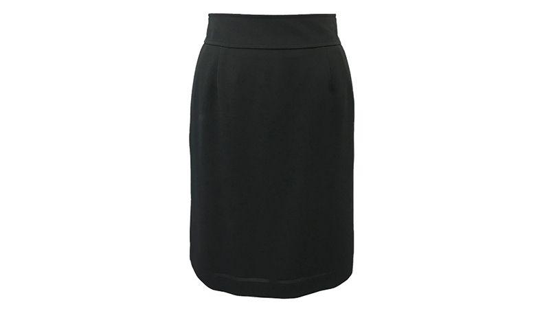S-15730 SELERY(セロリー) [春夏用]メリハリきれいスカート 無地 商品詳細・こだわりPOINT